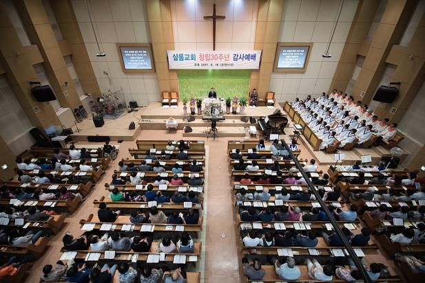 대전샬롬교회 / 교회앨범